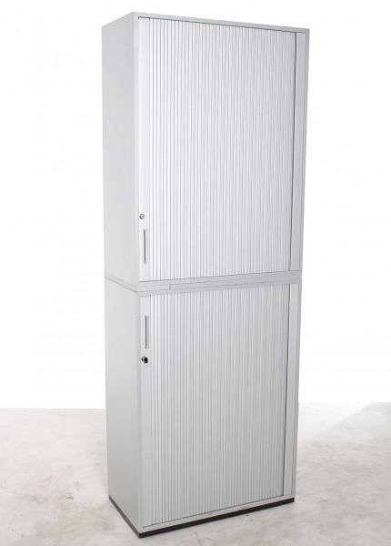 "Aktenschrank 6OH ""K&N"", B 80 x H 218 x T 42 cm, gebrauchte Büromöbel"