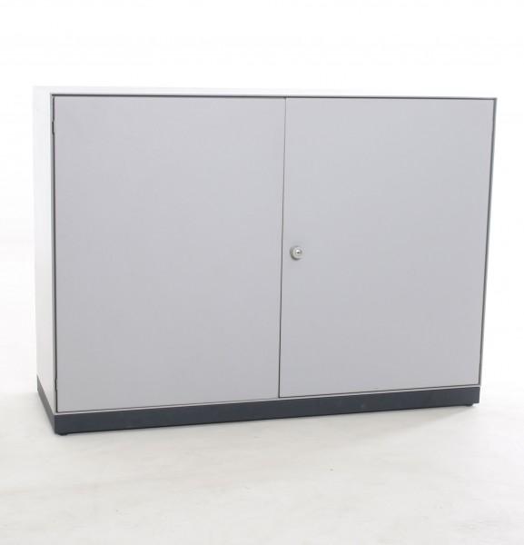 "Sideboard 2OH ""Vitra"", B 120x H 87,5 x T 42 cm, gebrauchte Büromöbel"