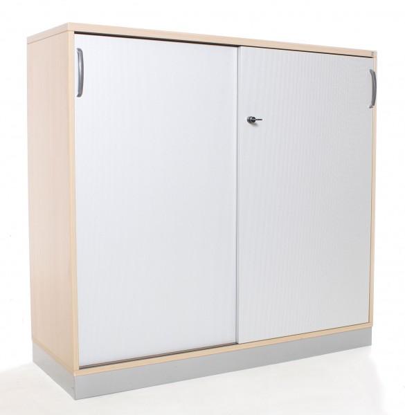 """Sideboard 3OH """"SCHÄRF"""" , B 120 x H 115 x T 44 cm, gebrauchte Büromöbel"""