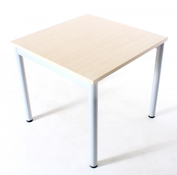 STEELCASE Besprechungstisch B 80 x T 80 x H 72 cm, gebrauchte Büromöbel