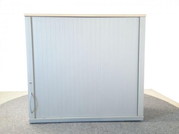 3OH Schrank, Sideboard, Ahorn, grau, gebraucht