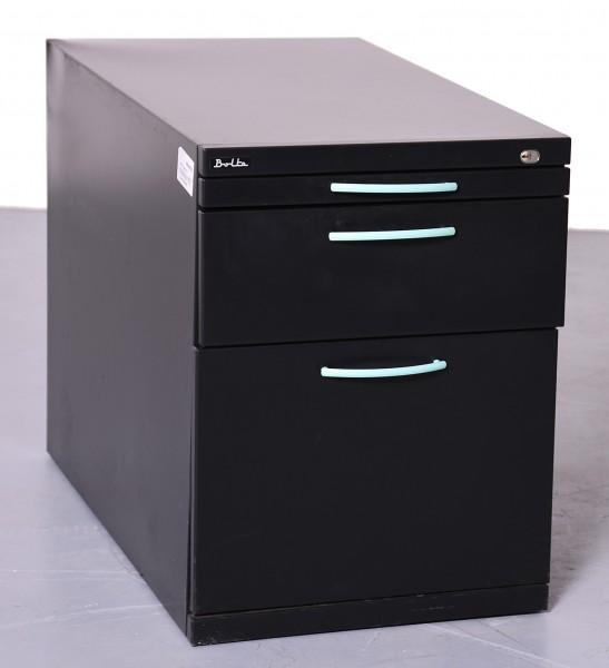 Rollcontainer anthrazit, 35755, gebrauchte Büromöbel