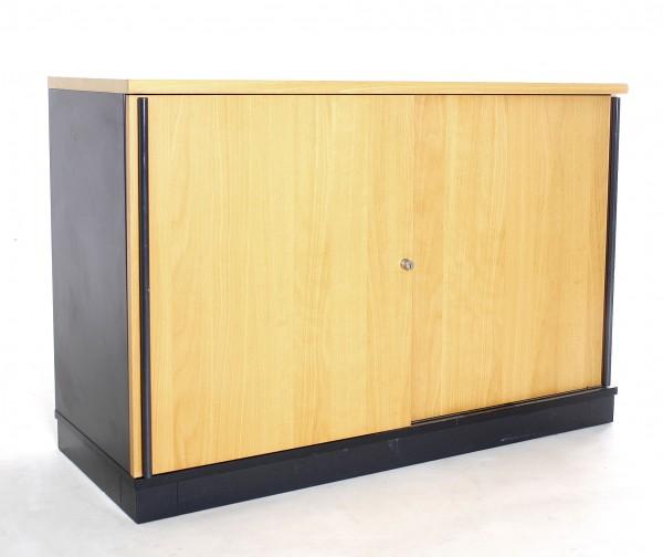 Sideboard 2OH , B 120 x H 82 x T 47 cm, gebrauchte Büromöbel