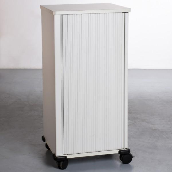 Werndl Rollcontainer hoch weiß  gebraucht 45,5x51x106 cm