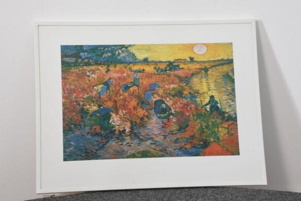 van Gogh 81 x 62 cm, gebraucht