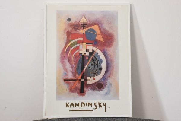Kandinsky. 81 x 61 cm, gebraucht