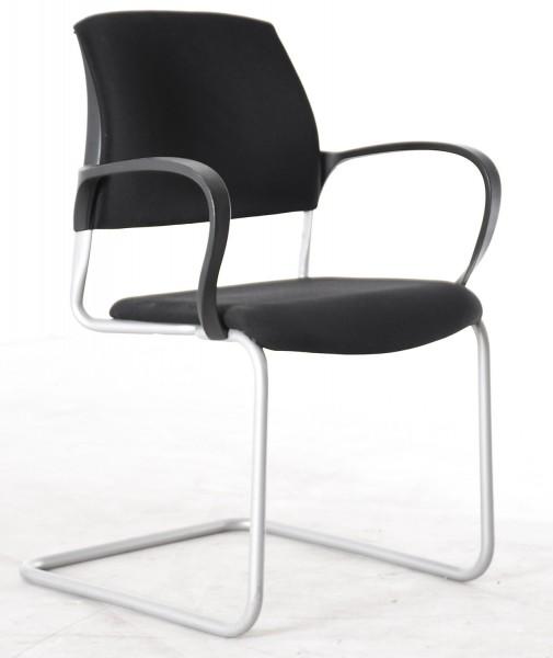 """Freischwinger """"DRABERT"""" 35661, Textil, gebrauchte Büromöbel"""