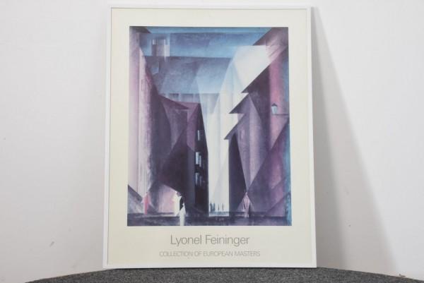 Lyonel Feiniger 71 x 91 cm, gebraucht