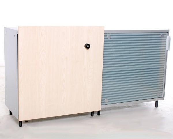 "Sideboard 2 OH, ""VS"", 161,5 cm breit, gebrauchte Büromöbel"