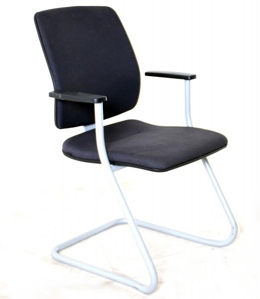 """Freischwinger """"SEDUS"""", Textil, 35615, gebrauchte Büromöbel"""