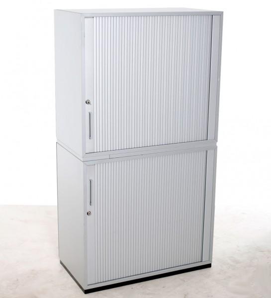 "Aktenschrank 4OH ""K&N"", B 80 x H 148 x T 44 cm, gebrauchte Büromöbel"