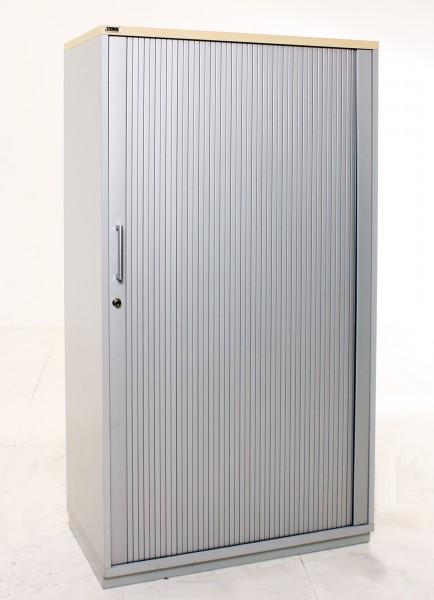 "Aktenschrank 4OH ""Ceka"", B 80 x H 150 x T 44 cm, gebrauchte Büromöbel"