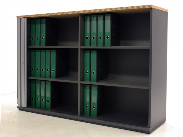 """Sideboard 3OH """"Bene"""", B 170 x H 114 x T 44,5 cm, gebrauchte Büromöbel"""
