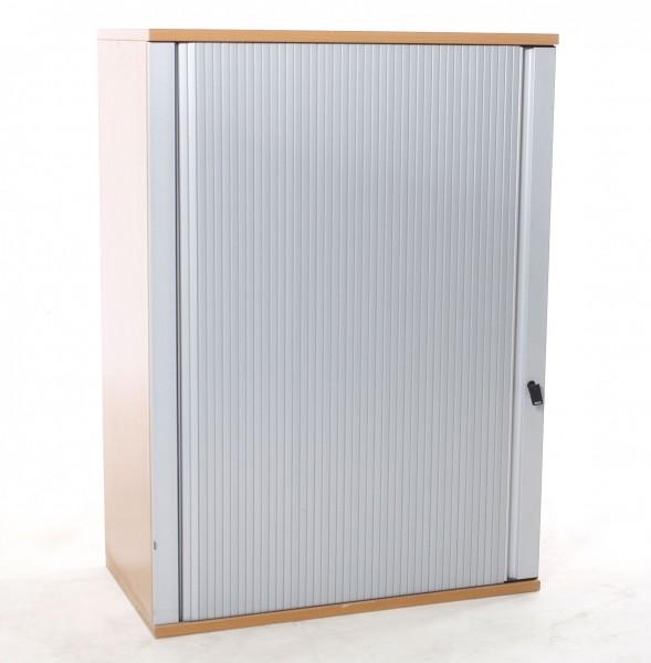 "Sideboard 3OH ""STEELCASE"" , B 80 x H 112 x T 43,5 cm, gebrauchte Büromöbel"