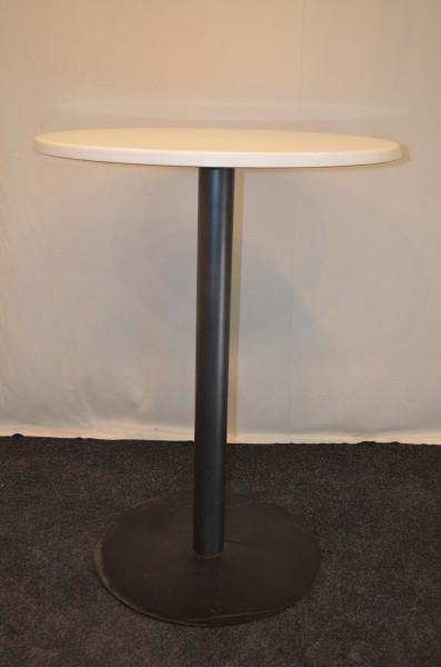 Beistelltisch, Besprechung, Eventtisch, Buche, Ø60cm, gebrauchte Büromöbel