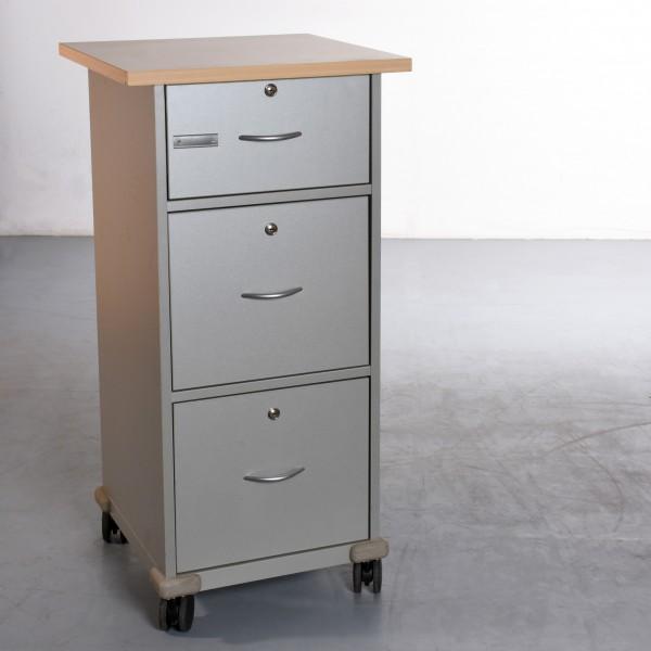 Rollcontainer hoch gebraucht 51x52,5x107 cm