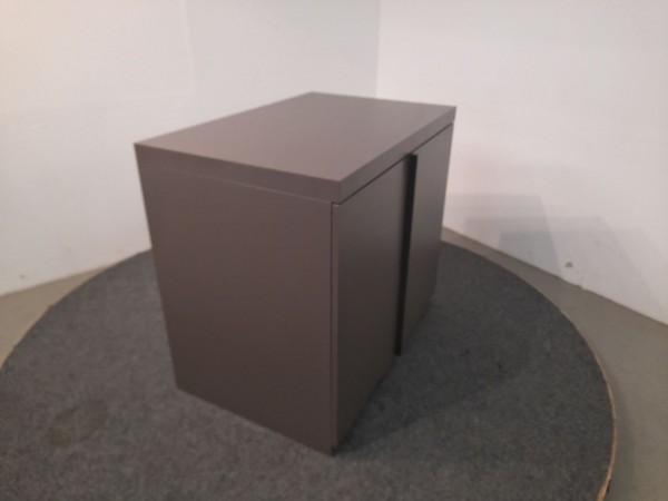 MDF Design Italia Sideboard 2OH, braun, 106x95,5 cm, gebraucht